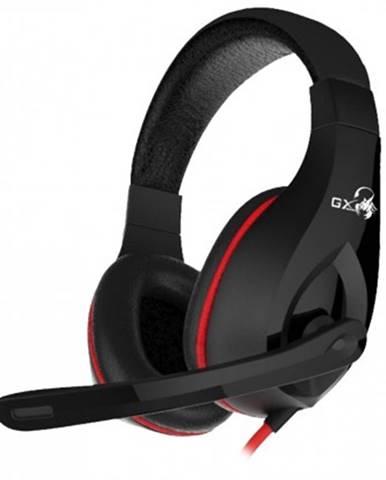 Sluchátka přes hlavu herní headset genius gx hs-g560, s mikrofonem