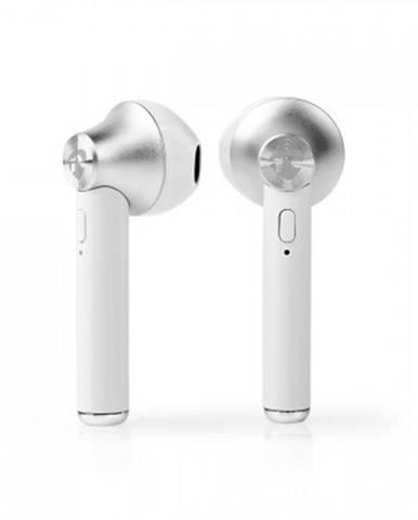 Špuntová sluchátka true wireless sluchátka nedis hpbt3052wt
