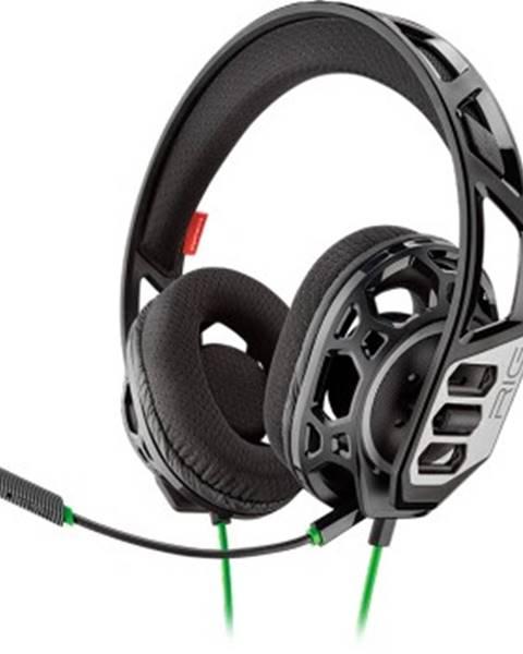 NACON Sluchátka přes hlavu headset plantronics rig 300 hx, xbox one, černá