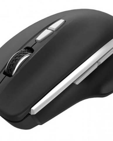 Bezdrátové myši bezdrátová myš canyon mw-21b, 1600 dpi, 7 tl, černá