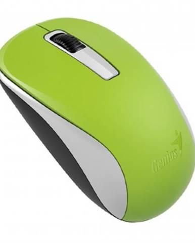 Bezdrátové myši myš genius nx-7005 zelená