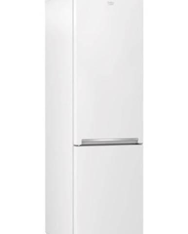 Kombinovaná lednice s mrazákem dole beko rcna406i40wn neofrost
