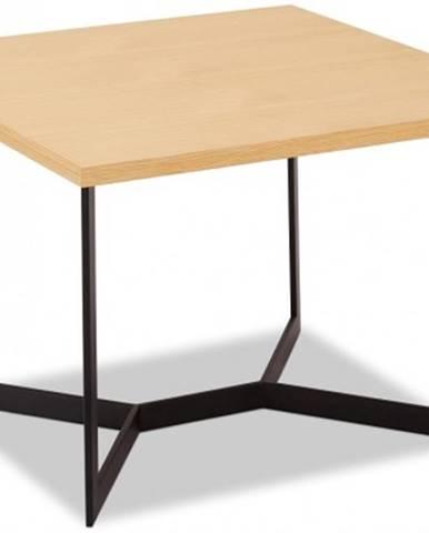 Konfereční stolek - dřevěný konferenční stolek lure
