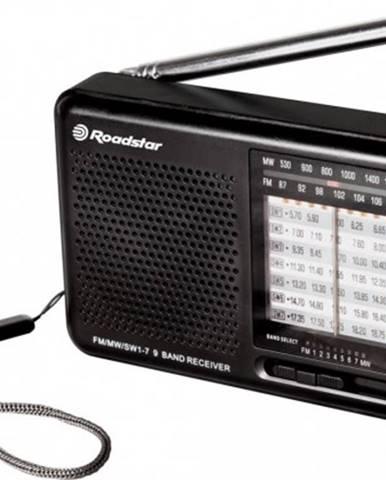 Radiopřijímač roadstar tra-2989