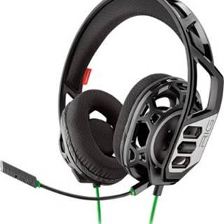 Sluchátka přes hlavu headset plantronics rig 300 hx, xbox one, černá