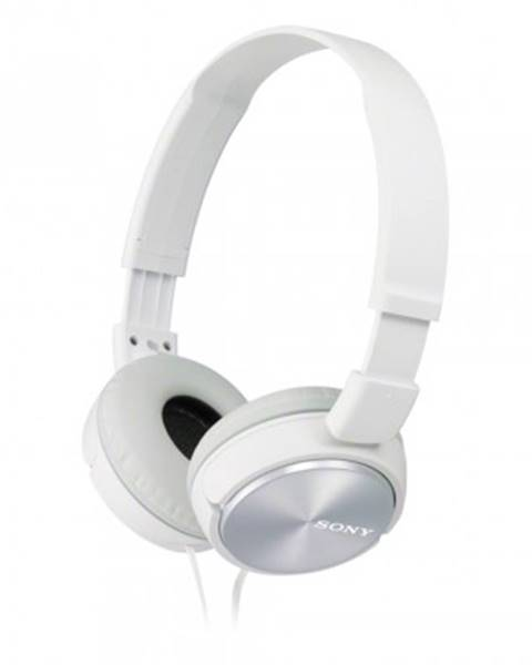 Sony Sluchátka přes hlavu sony sluchátka mdrzx310ap bílá
