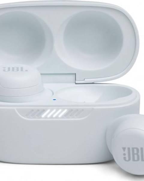 JBL Špuntová sluchátka jbl live free nc+ white