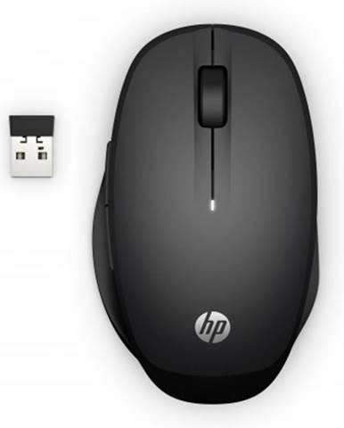 Bezdrátové myši bezdrátová myš hp 300 dual mode - černá