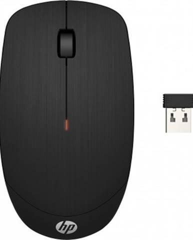 Bezdrátové myši bezdrátová myš hp x200, černá
