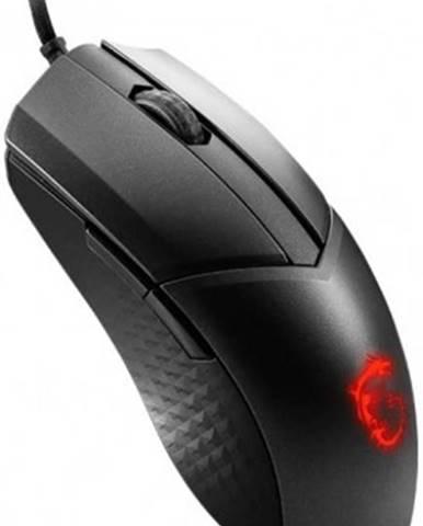 Drátové myši herní myš msi clutch gm41 lightweight, 16000 dpi