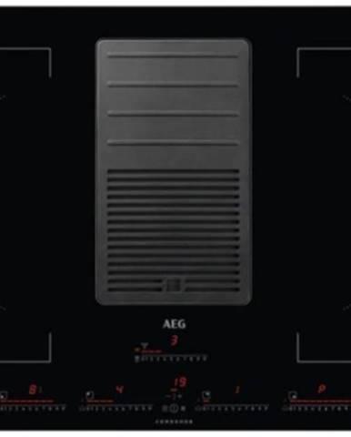 Indukční deska varná deska indukční aeg mastery idk84453ib