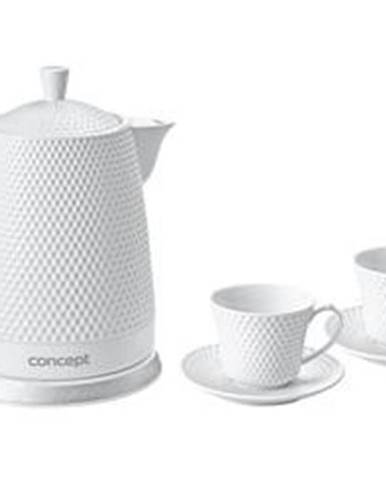 Rychlovarná konvice rychlovarná konvice concept rk0040, keramika, 1,5l