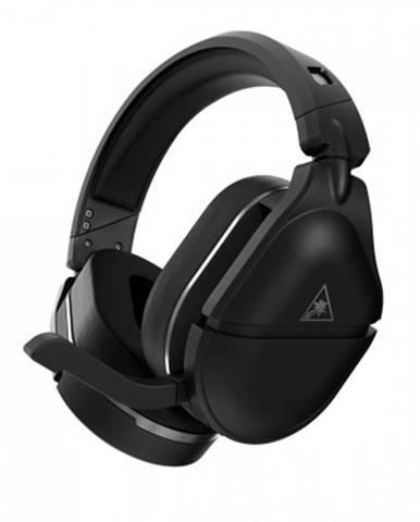 Sluchátka přes hlavu herní bezdrátová sluchátka turtle beach stealth 700x, černá
