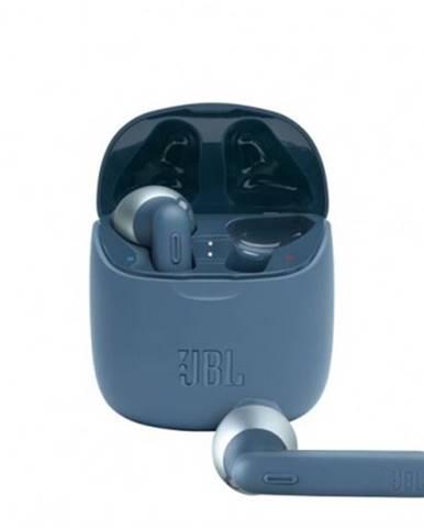 Špuntová sluchátka jbl tune 225tws blue