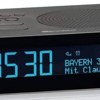 Radiopřijímač roadstar clr-290d+ bk