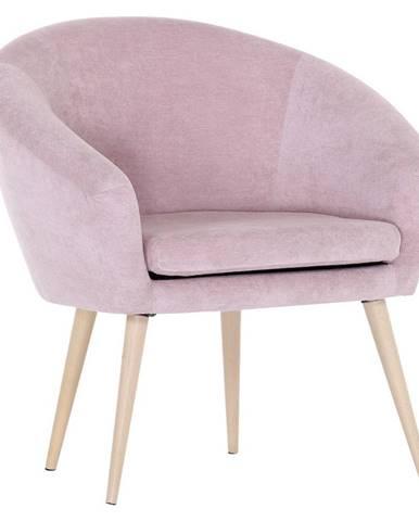 Carryhome KŘESLO, textil, pink - pink
