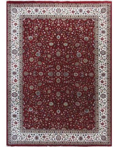 Esposa KOBEREC ORIENTÁLNÍ, 160/230 cm, červená, béžová - červená, béžová