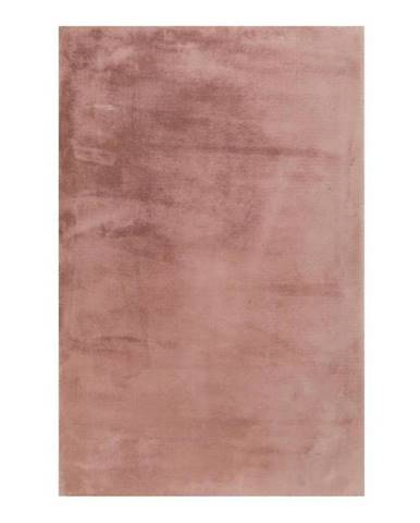 Esprit KOBEREC S VYSOKÝM VLASEM, 160/230 cm, růžová - růžová