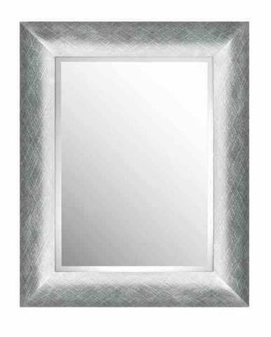 Landscape NÁSTĚNNÉ ZRCADLO, 43,8/53,8/2,5 cm - barvy stříbra