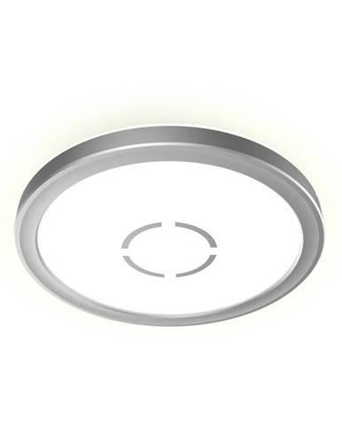 Novel STROPNÍ LED SVÍTIDLO, 19/2,8 cm - barvy stříbra, bílá