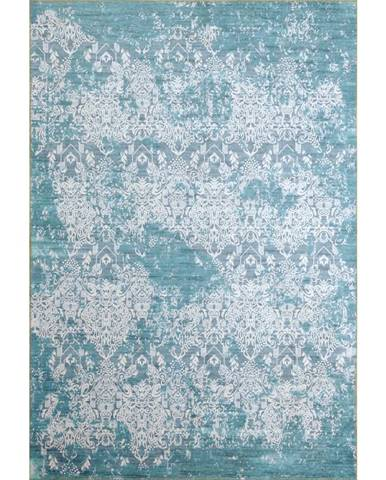 Novel VINTAGE KOBEREC, 160/230 cm, modrá - modrá