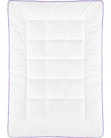 Sleeptex PROŠÍVANÁ PŘIKRÝVKA, 140/200 cm, polyester - bílá