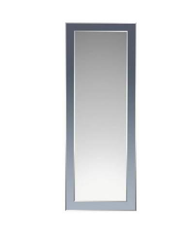 Xora NÁSTĚNNÉ ZRCADLO, 60/160/1,5 cm - barvy stříbra