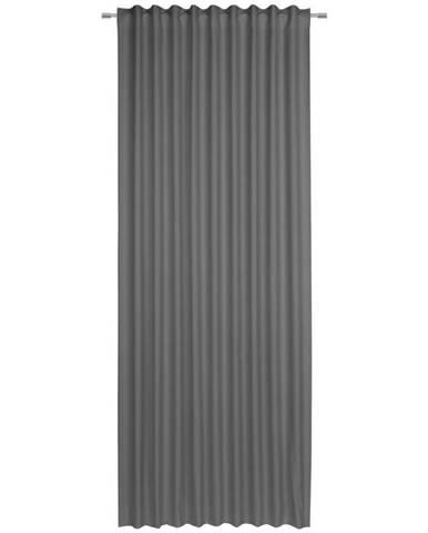 Esposa HOTOVÝ ZÁVĚS, 140/245 cm - antracitová