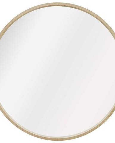 NÁSTĚNNÉ ZRCADLO, 82,5 cm - barvy dubu