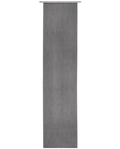 Novel PLOŠNÝ ZÁVĚS, 60/255 cm - hnědá