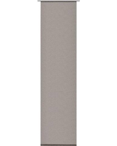 Novel ZÁVĚS PLOŠNÝ, 60/255 cm - hnědá