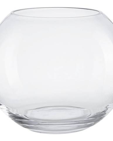 Ambia Home VÁZA, sklo, 20,5 cm - čiré