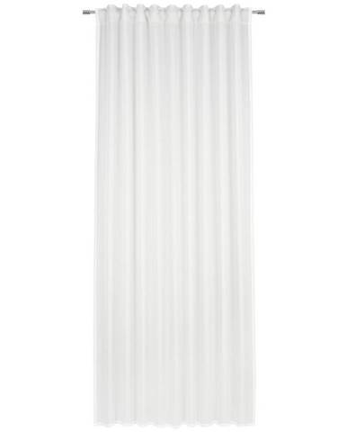 Esposa HOTOVÝ ZÁVĚS, poloprůhledné, 140/245 cm - bílá