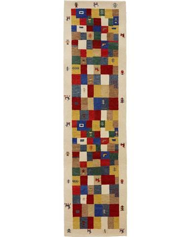Esposa ORIENTÁLNÍ KOBEREC, 80/200 cm, vícebarevná - vícebarevná