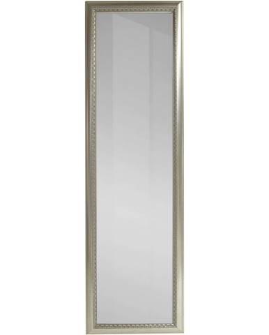 Landscape NÁSTĚNNÉ ZRCADLO, 38,4/126,4/2,4 cm - barvy stříbra, bronzová