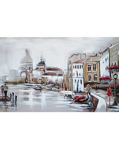 Monee OLEJOMALBA, města, 120/70 cm - vícebarevná