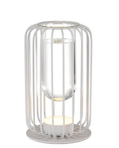 Novel STOLNÍ LED LAMPA, 18 cm - čiré