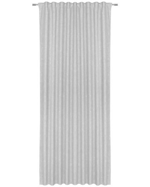 Esposa Esposa HOTOVÝ ZÁVĚS, neprůsvitné, 140/245 cm - barvy stříbra