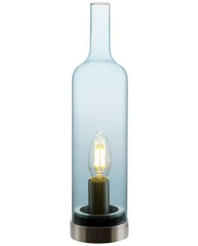 Boxxx STOLNÍ LAMPA, E14, 8,5/33 cm - modrá