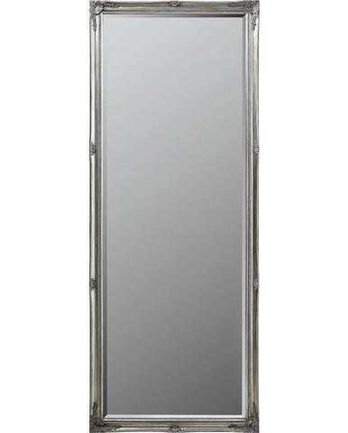 Landscape NÁSTĚNNÉ ZRCADLO, 50/150/3,3 cm - barvy stříbra