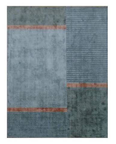 Novel TKANÝ KOBEREC, 160/230 cm, barvy stříbra - barvy stříbra