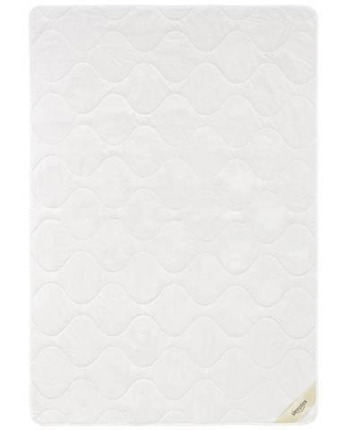 Sleeptex DEKA LETNÍ, 140/200 cm, polyester, hedvábí - bílá