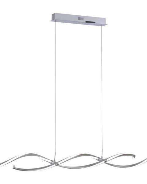 Carryhome LED ZÁVĚSNÉ SVÍTIDLO, 111/10,5/120 cm - barvy stříbra