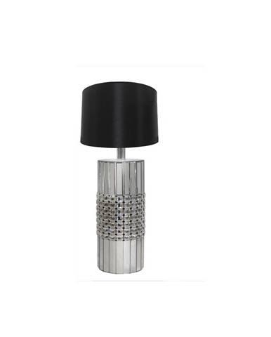 Ambia Home STOLNÍ LAMPA, E27, 79,5 cm - černá, bílá