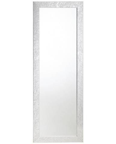 Carryhome NÁSTĚNNÉ ZRCADLO, 66/186/2,8 cm - barvy stříbra