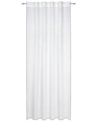 Landscape HOTOVÝ ZÁVĚS, neprůsvitné, 140/255 cm - bílá, světle šedá
