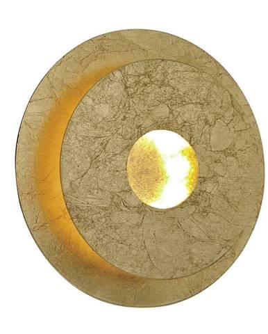 NÁSTĚNNÉ LED SVÍTIDLO, 18/6,7 cm - barvy zlata