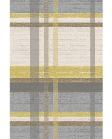 Novel TKANÝ KOBEREC, 160/230 cm, barvy zlata, béžová - barvy zlata, béžová