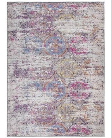 Novel VINTAGE KOBEREC, 130/190 cm, vícebarevná - vícebarevná