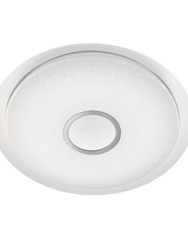 STROPNÍ LED SVÍTIDLO, 80/16 cm - čiré, bílá